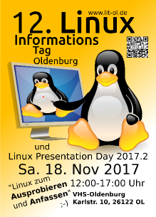 12. Linux Informations Tag 2017