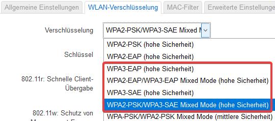 OpenWrt-WPA3