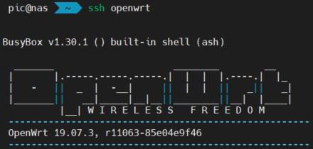 OpenWrt_Kommandozeile